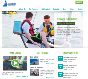 Sailability GTB New Website