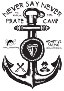 Never Say Never Pirate Camp